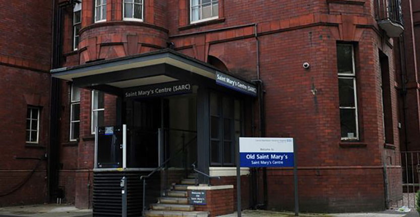 The Manchester St Marys Sexual Assault Referral Centre